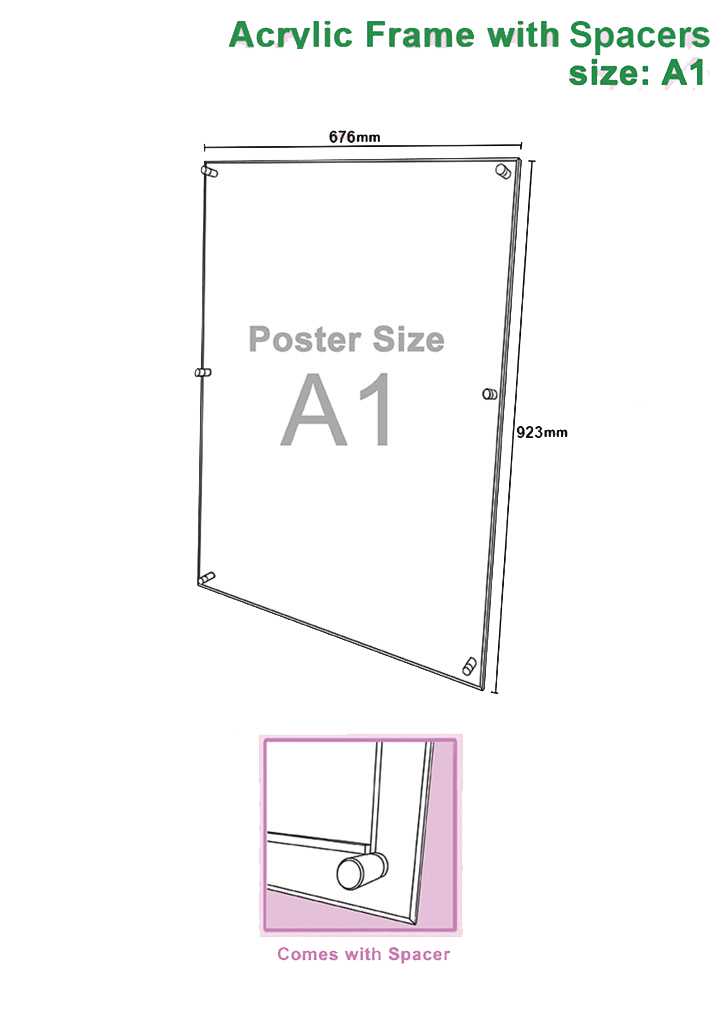 a1-acrylic-frame-with-spacer