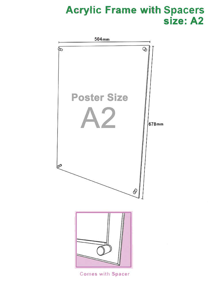 a2-acrylic-frame-with-spacer