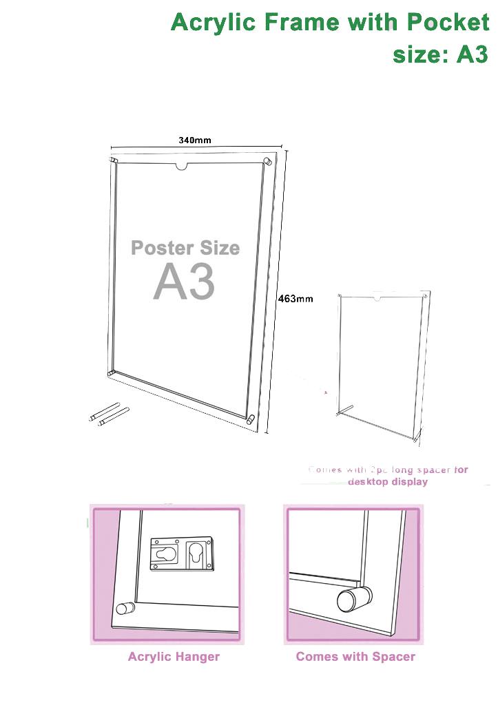 a3-acrylic-frame