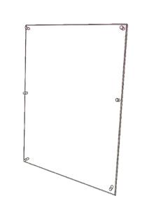 Frame (Acrylic)