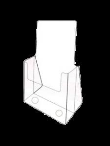 Brochure Holder Desktop Type