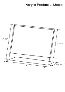 holder-l-shape-a3-size-landscape