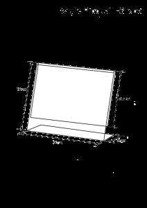 holder-l-shape-a5-size-landscape