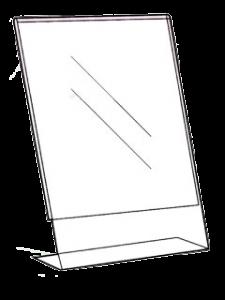 Brochure Holder L Shape (PS)