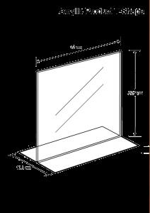 holder-t-shape-a3-size-landscape