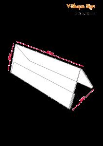 holder-v-shape-210mm-l-x-78mm-h