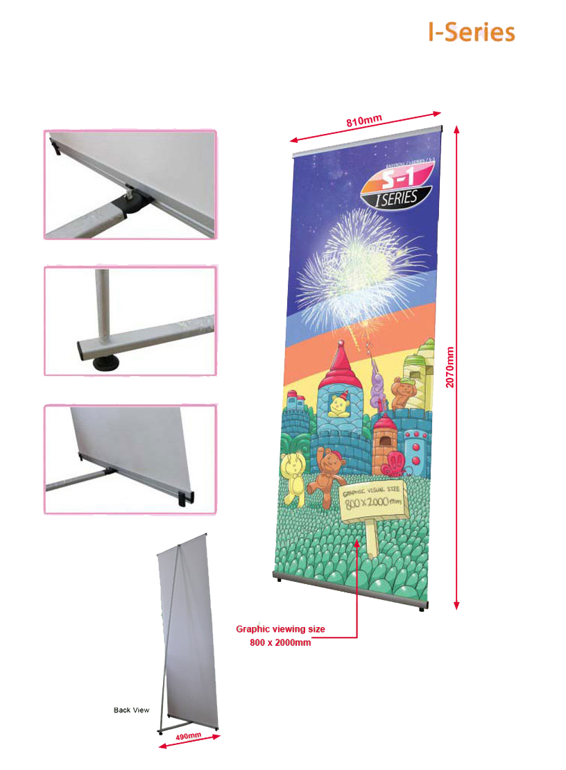 i-banner-stand