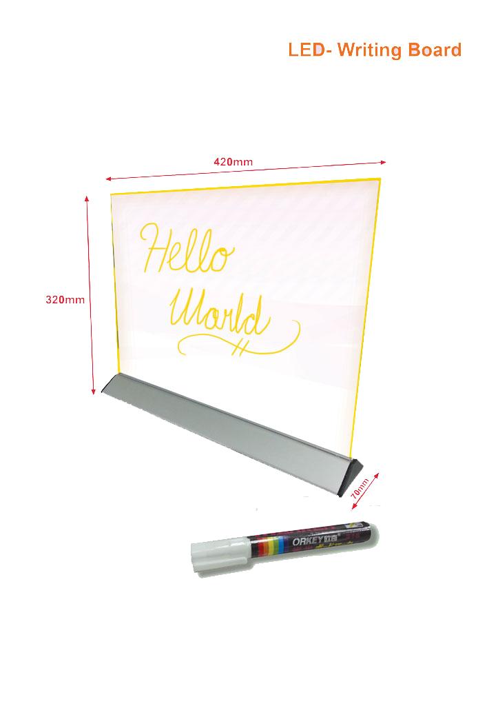 led-writing-board-420mm-l-x-320mm-ht-x-70mm-d