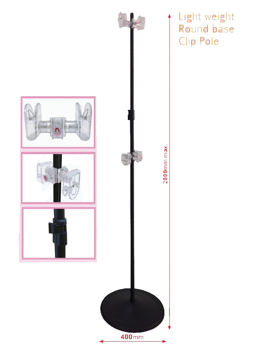 t-bar-with-clip-round-base