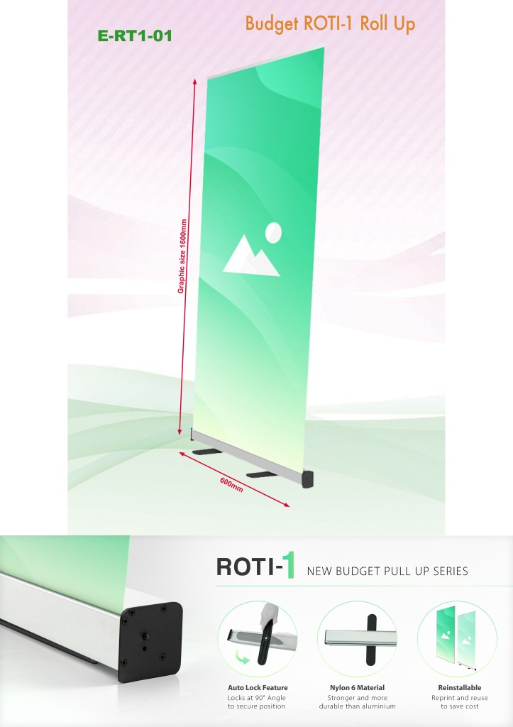 Budget Roll Up Banner 600x1600
