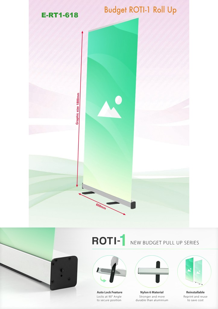 Budget Roll Up Banner 600x1800