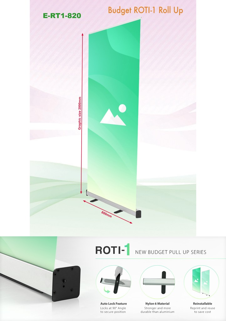 Budget Roll Up Banner 800x2000
